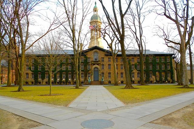 6. Nassau Hall, Princeton