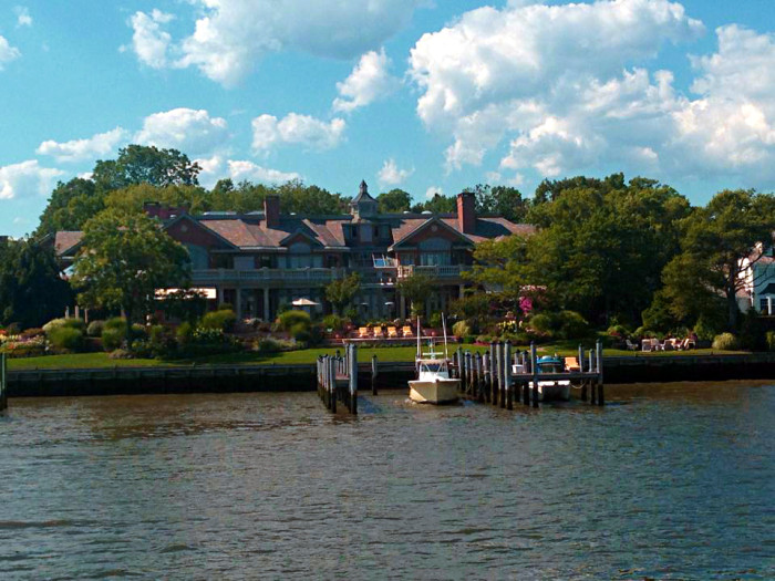 10. Along the Navesink River, Red Bank/Middletown