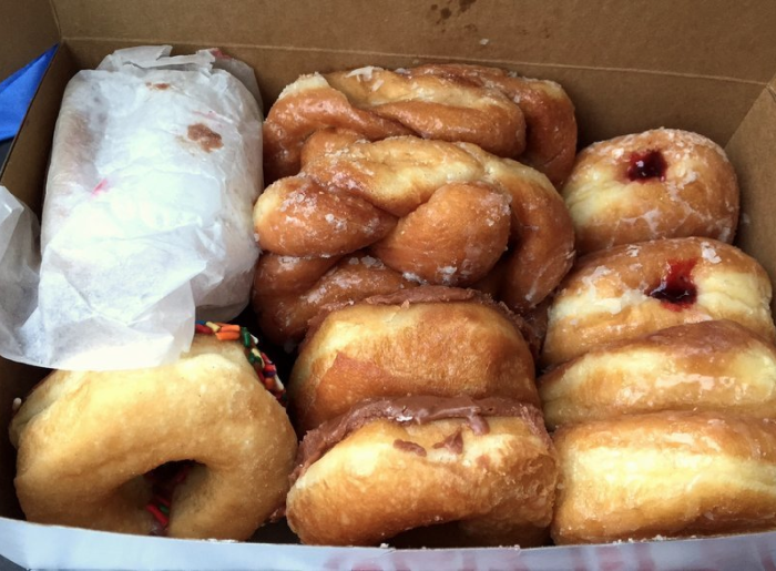 8) Nelson's Donuts, Lake Charles