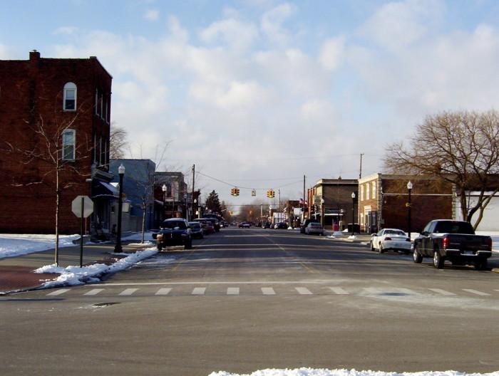 6) New Baltimore