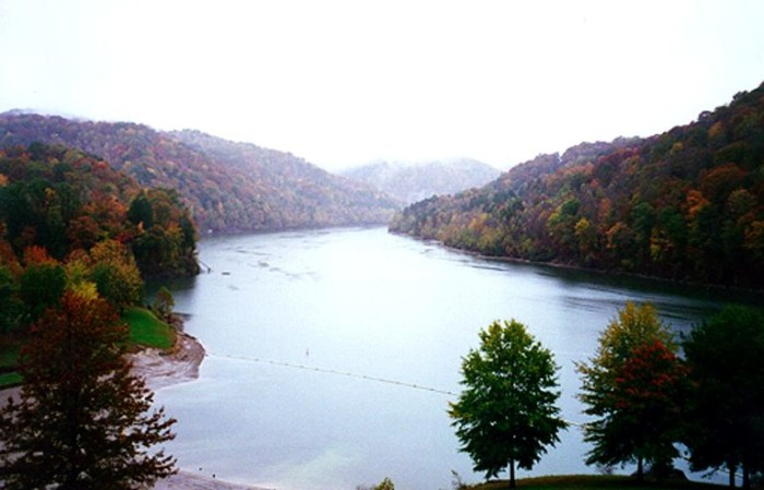 2. Lakes and Rivers
