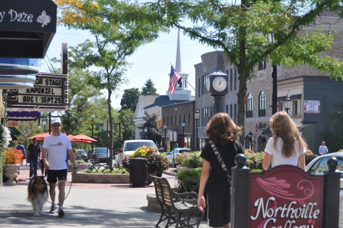 5) Northville