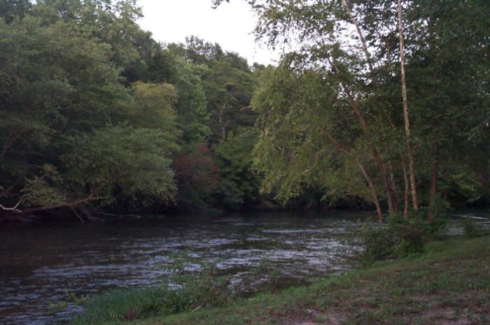 Nottoway River Sussex