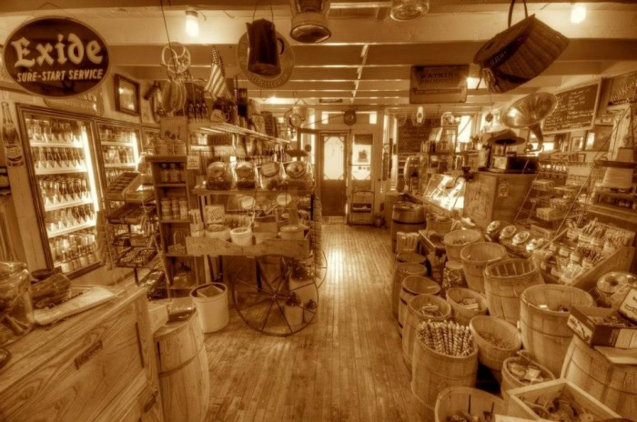4) Old Mission General Store, Traverse City