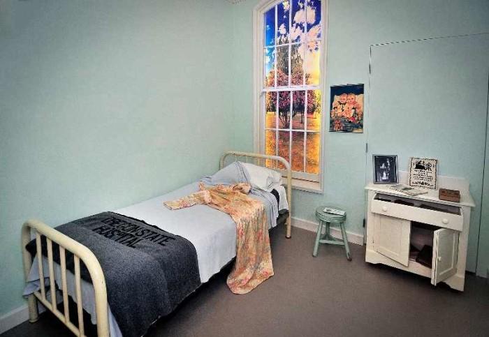 6) Oregon State Hospital Museum of Mental Health, Salem