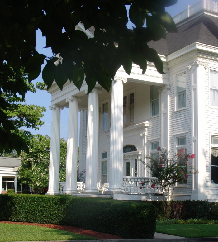 3. Page House Bed and Breakfast- 711 Bellevue Ave, Dublin, GA 31021