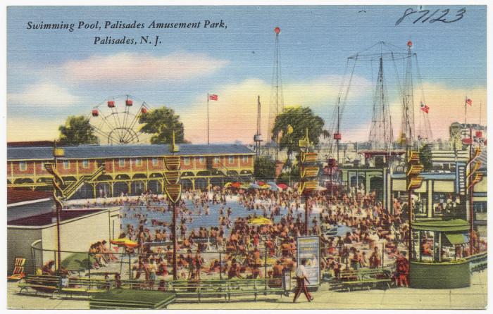 6. You remember Palisades Amusement Park.