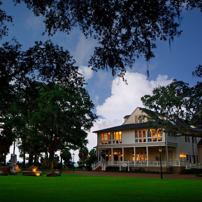 1. Inn at Palmetto Bluff, Bluffton