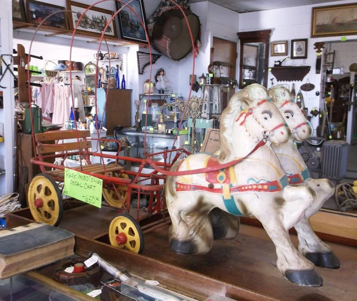 10. The Parkersburg Antique Mall