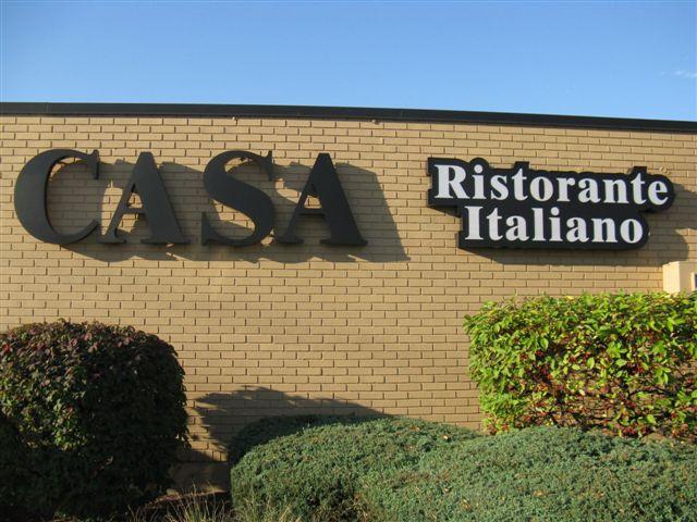 2. Casa Grille Italiano