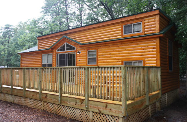 Exceptionnel These 7 Awesome Cabins In New Jersey Will Make Your Stay In Nature  Unforgettable