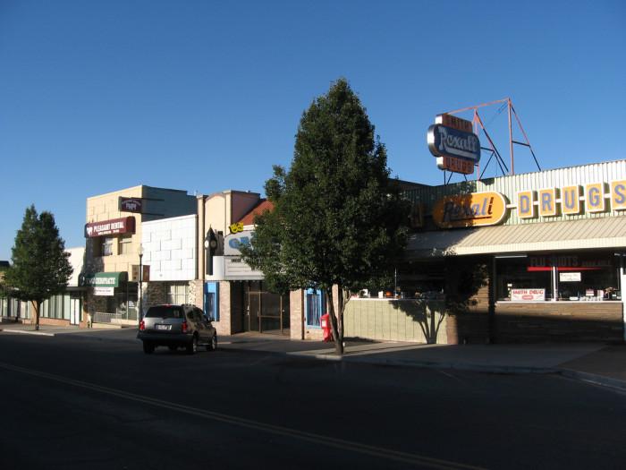 5) Pleasant Grove: Population 34,900