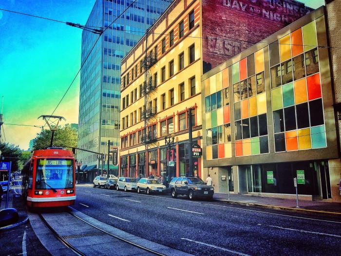 6) Portland