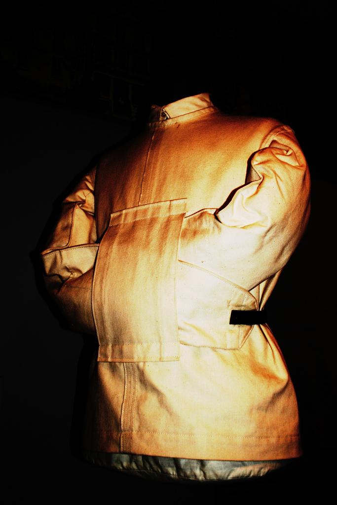 Public Hospital straitjacket