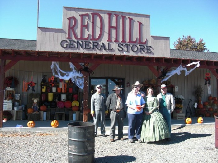 5. Red Hill General Store, Hillsville