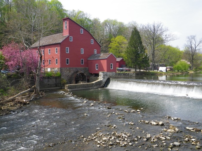12. Red Mill Museum Village, Clinton