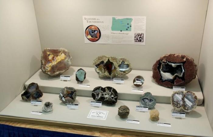 4) Rice Northwest Museum of Rocks and Minerals, Hillsboro