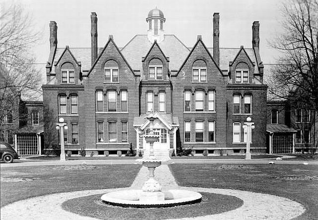 8. Richmond State Hospital