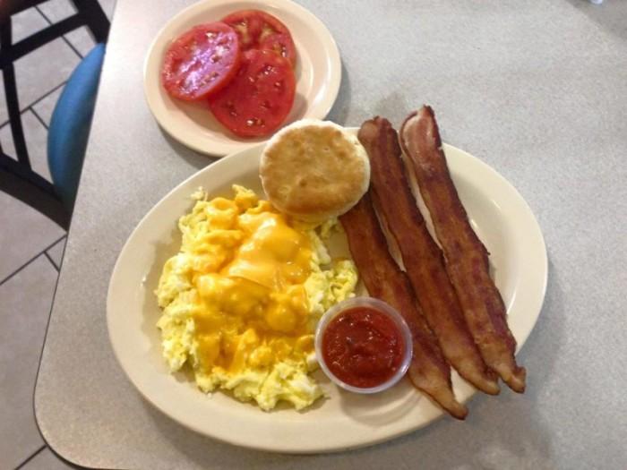 7) Hawesville Food