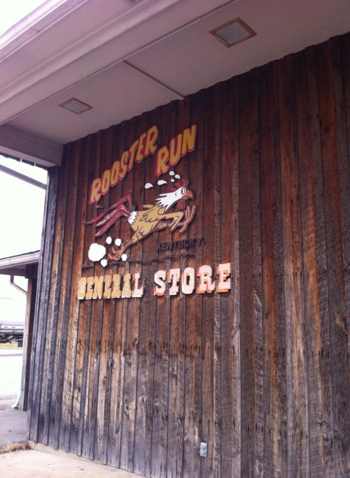 9) Rooster Run General Store