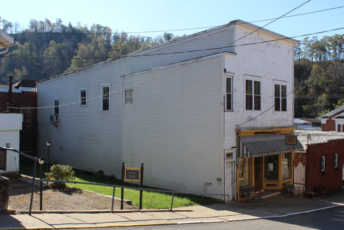 2. Ruddell General Store in Glenville, W.Va.
