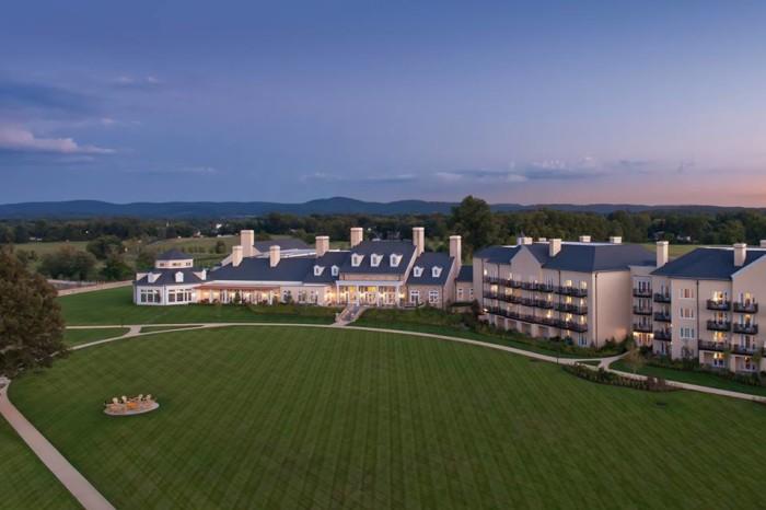 8. Salamander Resort and Spa, Middleburg
