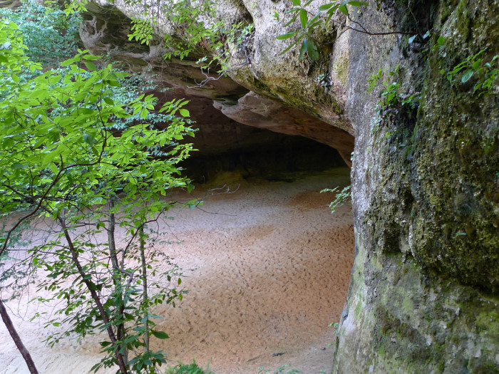Sand Cave 1