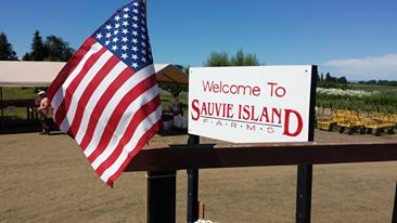 5) Sauvie Island Farms, Portland