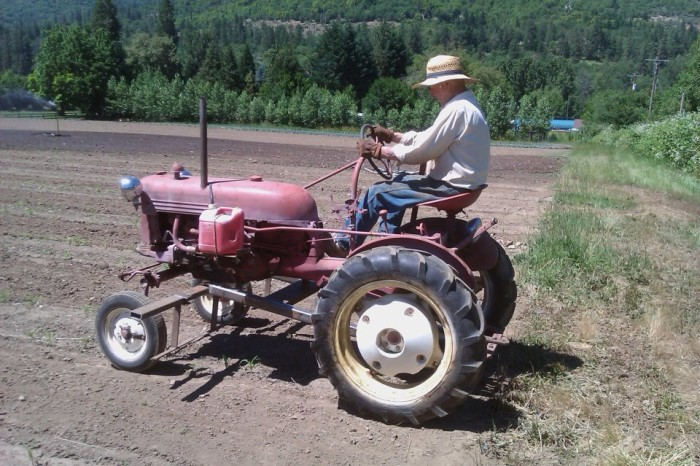 4) Savage Creek Farm, Grants Pass