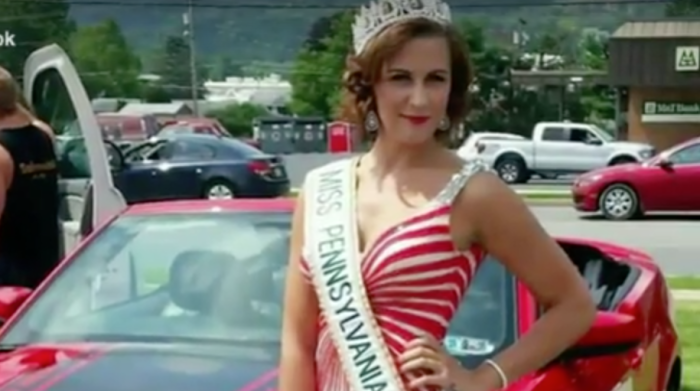 9. Miss Pennsylvania arrested and jailed for faking Leukemia in order to raise money from fans.