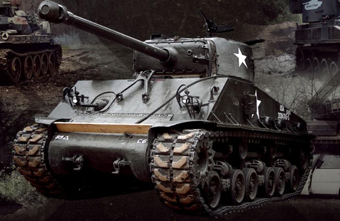 10. Drive A Tank