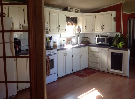 7. You can buy this charming property in Newville for $14,500.