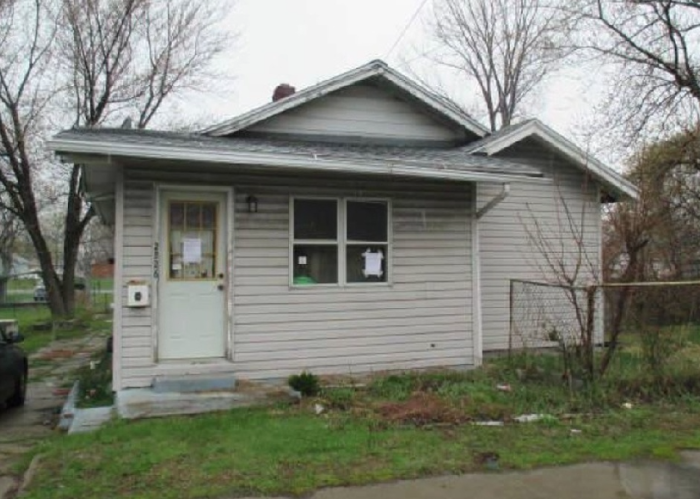 2. An even better bargain; this home in Erie is beginning at $1,000 in auction.