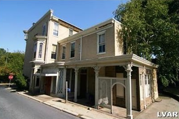 4. You'll pay $1,800 for this late 19th century Victorian home in Easton.