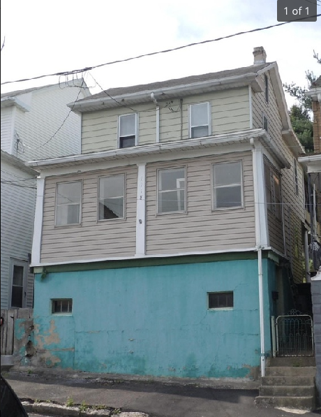 5. This $9,000 home in Coal Township is a bit of a fixer-upper. It needs a furnace and water pipes. With a bit of TLC, it will be a wonderful place to live.