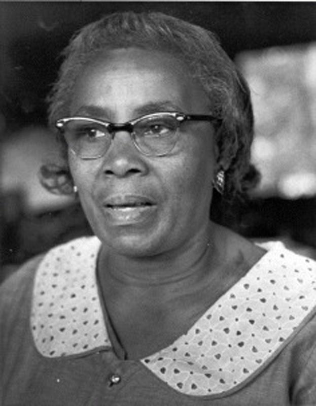 3. Septima Poinsette Clark (Civil Rights Activist & Educator) 1898-1987