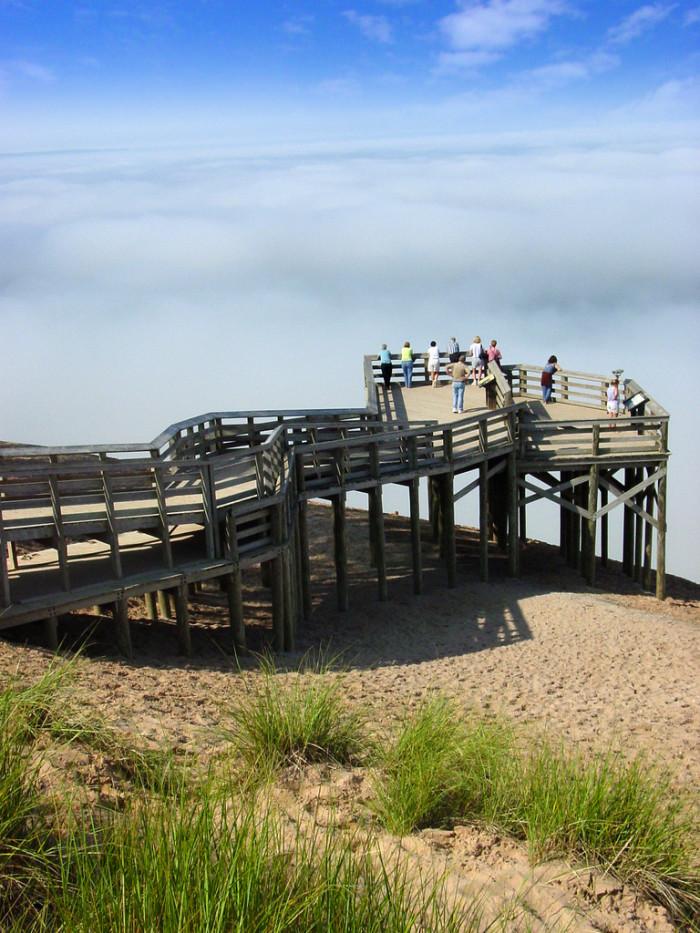 1) Sleeping Bear Dunes National Lakeshore