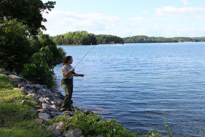 15. Smith Mountain Lake, Moneta