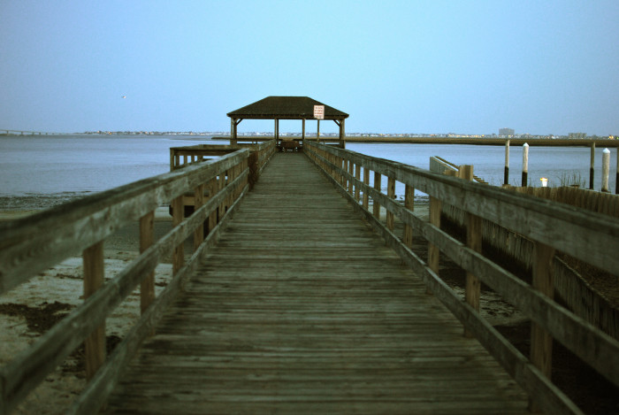 1. Somers Point Beach