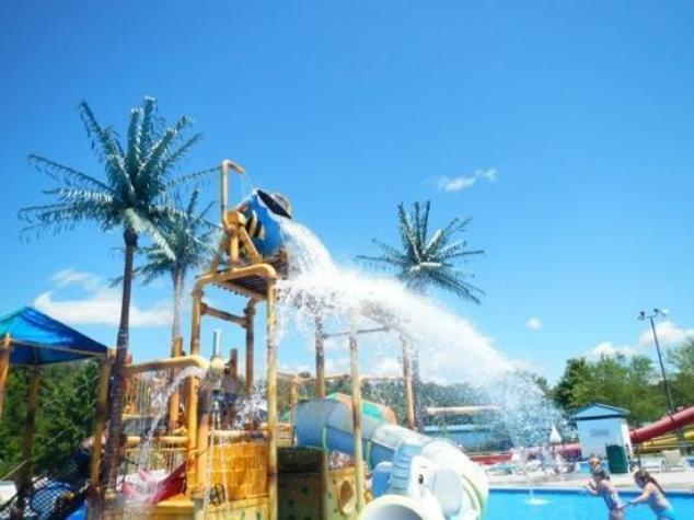 1. Splash Park