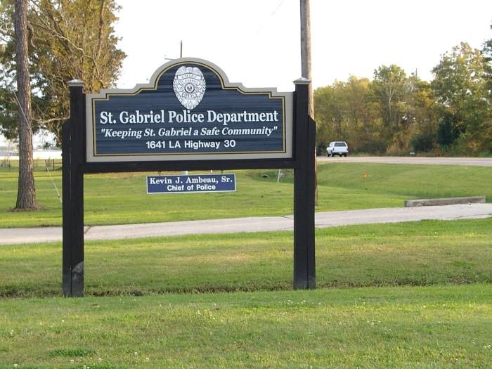 6) St. Gabriel, Iberville Parish