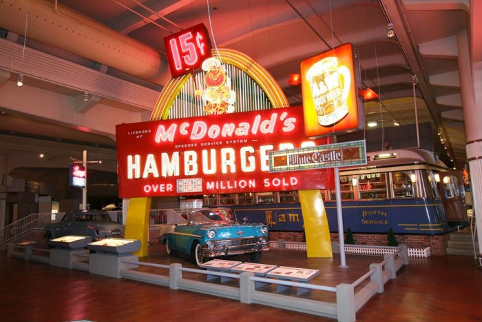 2) The Henry Ford, Dearborn
