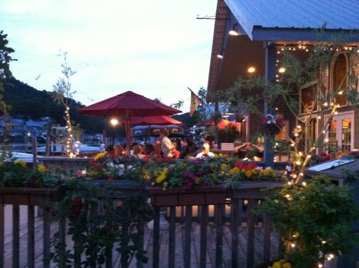 1) The Mermaid Bar and Grill, Saugatuck