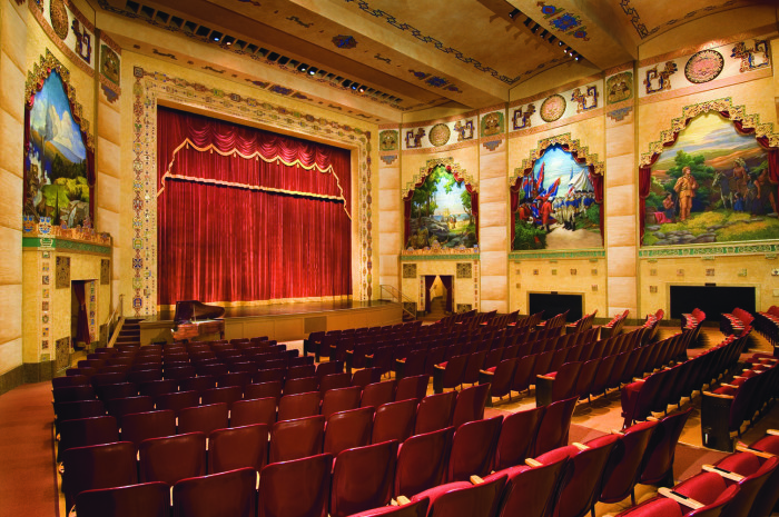 15. Hide from the heat in one of Virginia's beautiful theaters.