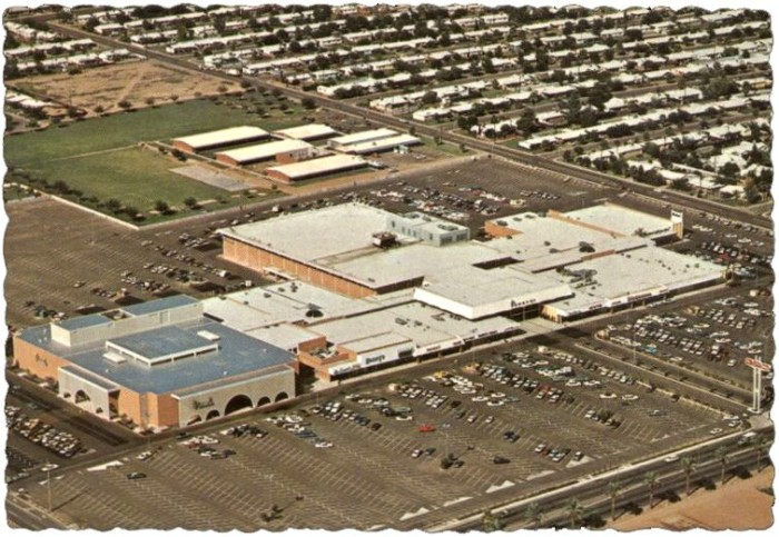 6. Shopping at Tri-City Mall if you were in the East Valley.