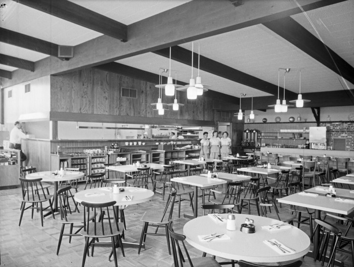 12. You could count on syrup-y deliciousness at this pancake house in Tukwila during the '60s.