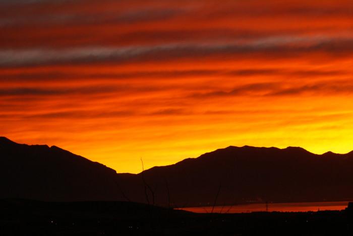 14) Utah Lake