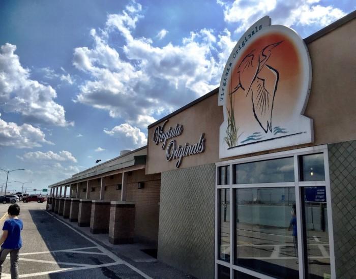 15. Virginia Originals and Chesapeake Grill, South Thimble Island