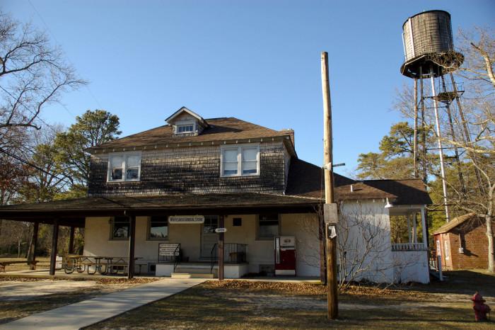 10. Whitesbog Village, Browns Mills
