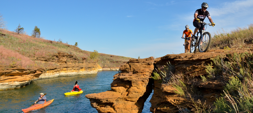 9 Trails In Kansas To Take If You Love The Outdoors